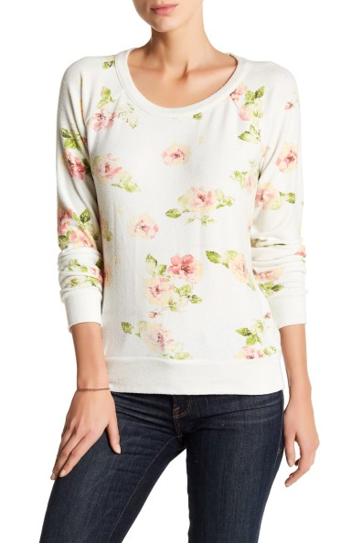 chaser-floral-pullover