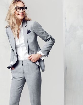 white-shirt-grey-suit